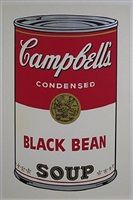 black bean by andy warhol