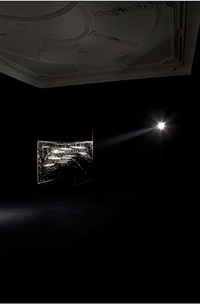 installation view by tomas saraceno