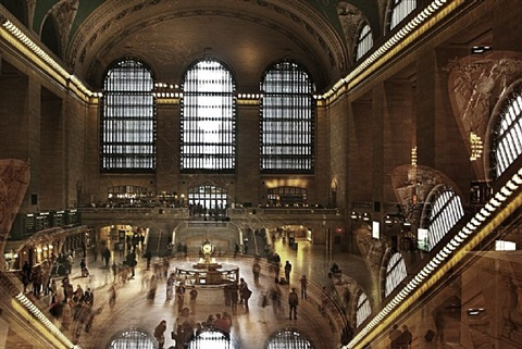grand central - new york by nicolas ruel