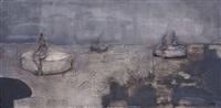 au parc des inconnus (sold) by sylvain tremblay
