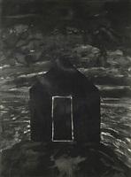 the hut by antony gormley