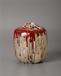 primordial vase by raoul lachenal