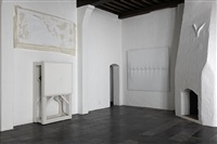 installation view axel vervoordt gallery 2013 by norio imai