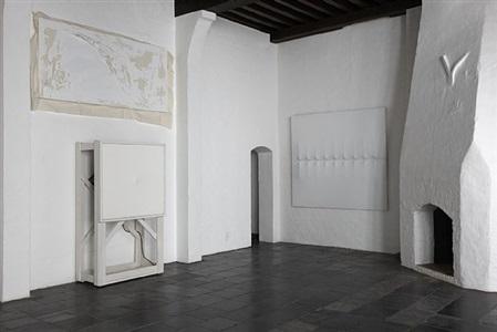 installation view axel vervoordt gallery 2013