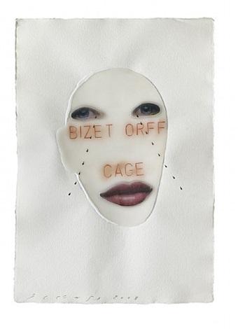 bizet, orff, cage by jaume plensa
