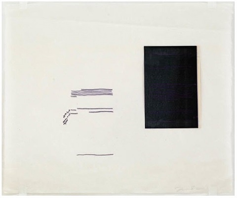 untitled (20th century poem and object) by frances stark