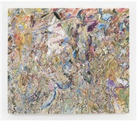 tycho brahe (012e-5) by larry poons