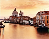 salute, venice, italy by robert voit