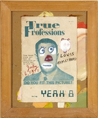 true professions by ray johnson