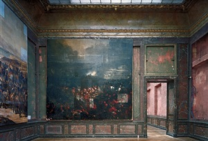 salle de crimée sud, (98) anr.02.035, salles de l'afrique, aile du nord - 1er étage, versailles by robert polidori