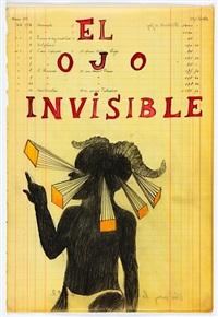 el ojo invisible by sandra vásquez de la horra