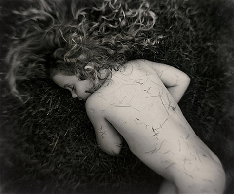fallen child by sally mann