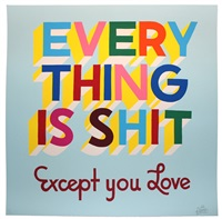 everything is shit by stephen powers