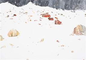 o.t. (berg) by alois lichtsteiner