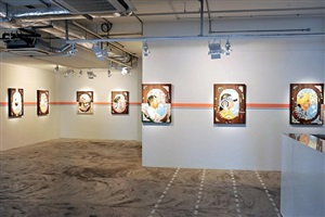 installation view - thukral & tagra: windows of opportunity 7 by thukral & tagra
