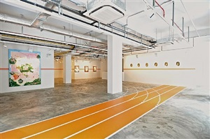 installation view - thukral & tagra: windows of opportunity 5 by thukral & tagra
