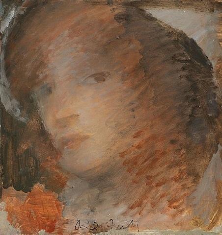 the girl on the cliff by david fertig