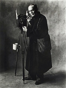 the aipad photography show by irving penn