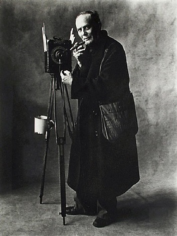 street photographer by irving penn