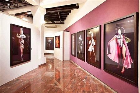 installation view by adrián fernández