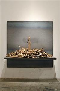 nest by radcliffe bailey