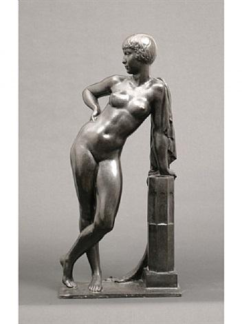 leaning figure by cecil de blaquiere howard