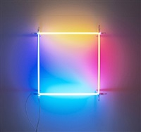 neon/argon square by christian herdeg