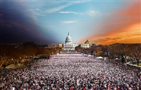 inauguration by stephen wilkes