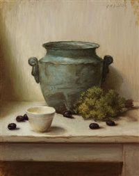 olives & oregano by grace mehan de vito