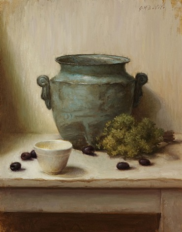 olives & oregano by grace mehan de vito