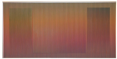 physichromie 1735 by carlos cruz-diez