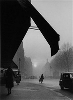 carrefour sevres babylone, paris by willy ronis