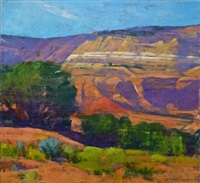 abiquiu by gregory frank harris