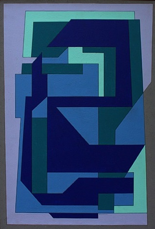 avila by victor vasarely