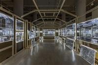 installation view by ellen harvey