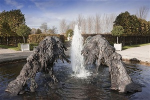 north south east west by lynda benglis