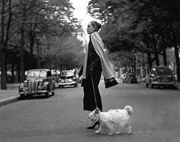 ie litvak and little dog magazine elle by georges dambier