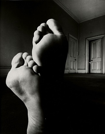 nude, hampstead london by bill brandt