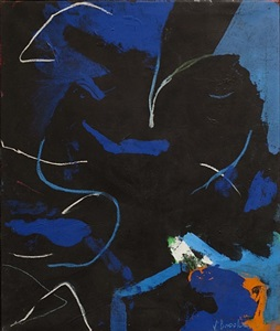 james brooks works from the 1960s by james brooks