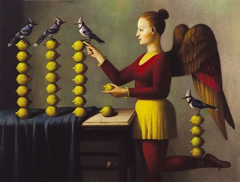 affinity of twenty seven lemons by ilya zomb