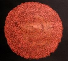 sun red by athena tacha