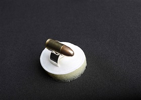 9mm ring by khaled jarrar