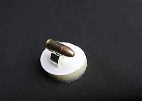 9mm ring by khaled jarrar