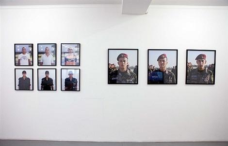 docile soldier by khaled jarrar