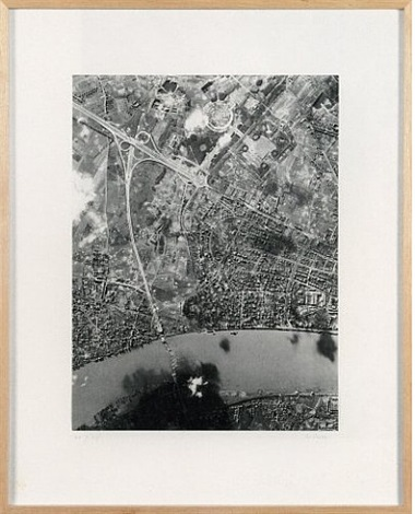 bridge 14 feb 45 (i) by gerhard richter