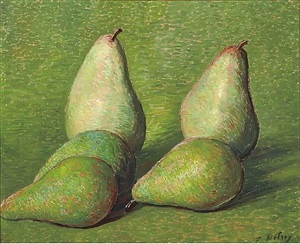 pears by léon detroy