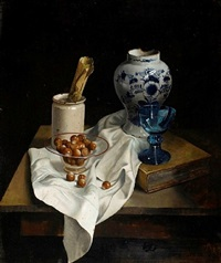still life by willem dolphyn