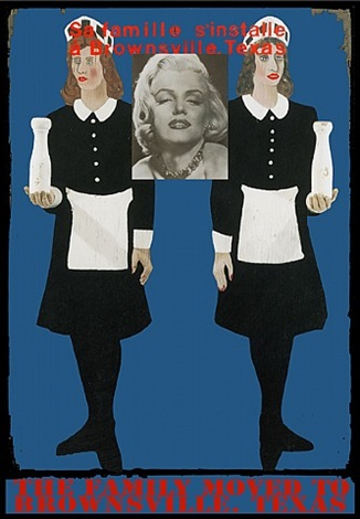 milkmaids by peter blake