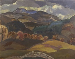 towards rannoch by sir william mactaggart