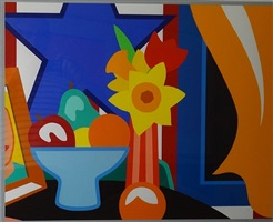 still life by tom wesselmann